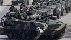 Lính thủy đánh bộ của Nga sẽ được trang bị xe chiến đấu BMP nâng cấp tính năng nổi