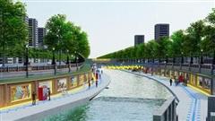 Đề xuất cải tạo sông Tô Lịch thành công viên Lịch sử-Văn hoá-Tâm linh: 'Xử lý triệt để các nguồn ô nhiễm trong và ngoài, từ đó hồi sinh dòng sông'