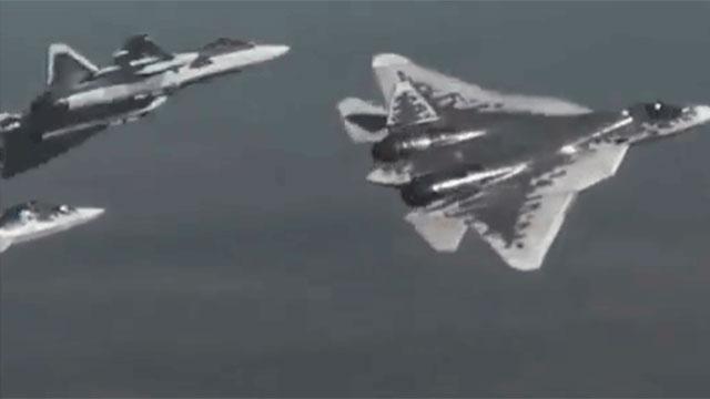 Báo Mỹ đánh giá sự kết nối của Su-57 và Su-35: 'Cặp song sát' đáng sợ!
