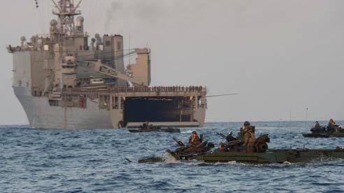 Tại sao Trung Quốc phải khiếp sợ đơn vị tác chiến mới của Thủy quân lục chiến Mỹ?