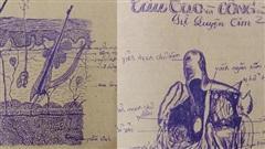 Tò mò xem mẹ học môn Sinh thời xưa thế nào, nữ sinh trầm trồ vì quyển vở toàn tranh vẽ tay mà giống sách giáo khoa từng chi tiết