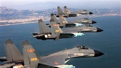 Nếu 100 máy bay quân sự PLA cùng lúc bay qua eo biển Đài Loan, Mỹ làm được gì?