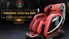 Xu hướng chăm sóc sức khỏe tại nhà bằng ghế massage của gia đình Việt