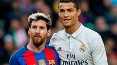 Điểm tin 24/9: Lần đầu tiên sau 10 năm, CR7 và Messi không có mặt trong danh sách đề cử danh hiệu Cầu thủ xuất sắc nhất châu Âu 2020