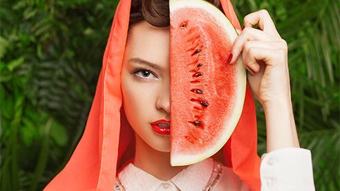 23 Trò đùa đơn giản với quả dưa hấu