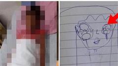 Đằng sau những bức vẽ nguệch ngoạc được giấu kín của con gái nhỏ suốt 7 năm, người mẹ phát hiện sự thật khiến cô hối hận không kịp