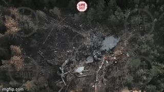 """Hiện trường vụ """"hổ mang chúa"""" Su-30 Nga bị đồng đội bắn rơi"""