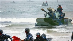 Báo Đài Loan: QĐ Trung Quốc lộ điểm yếu chí tử ở eo biển, phải 'vá víu' bằng không quân?
