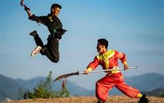 Đại sư võ Việt có nội công thâm hậu và trận tỉ thí hi hữu với Chưởng môn phái 'Võ đả hổ'