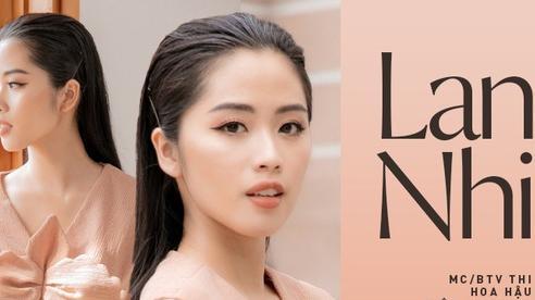 Lan Nhi - BTV từng mang phim Việt đến Cannes dự thi Hoa Hậu Việt Nam 2020: 'Tôi không đi thi để đổi đời!'