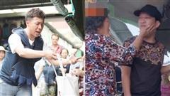 Loạt tình huống 'khốn đốn' khi sao Việt đi chợ: Hài hước nhất là Trấn Thành, Trường Giang bị sờ má, kéo áo giữa khung cảnh náo loạn