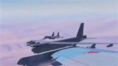 B-52 tập kích bán đảo Crimea, Nga không kịp trở tay: Mỹ - NATO tung đòn quyết định?