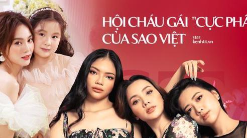 Dàn cháu gái cực phẩm của sao Việt: Lan Ngọc - Ngọc Trinh khoe toàn tiểu mỹ nhân, nhà Trang Nhung có tới 2 thí sinh Hoa hậu
