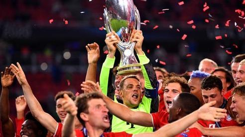 Bayern Munich giành Siêu cúp châu Âu nhờ 'bàn thắng vàng' ở hiệp phụ