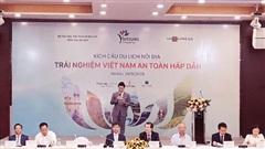 Kích cầu du lịch cuối năm trải nghiệm Việt Nam an toàn, hấp dẫn