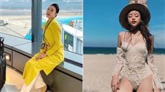Nữ tiếp viên trưởng xinh đẹp của Vietnam Airlines bật mí thu nhập thật và quá trình lên chức gắt gao