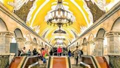 Chiêm ngưỡng 9 ga tàu điện ngầm đẹp nhất thế giới: Lộng lẫy không thua gì bảo tàng nghệ thuật