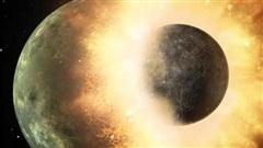 Dấu vết kinh ngạc về hành tinh cỡ Sao Hỏa đâm vào Trái Đất