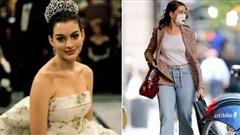 Từng được mệnh danh là 'nữ thần đẹp không góc chết', nhan sắc Anne Hathaway giờ đây thay đổi thế nào?