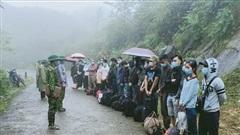 Hà Giang: Phát hiện 80 công dân nhập cảnh trái phép