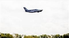 Anh thử nghiệm của máy bay chạy bằng hydro