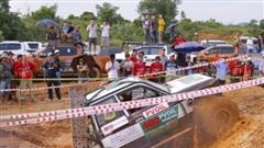 Hình ảnh đầy 'bùn đất' từ giải offroad 'hành xe' lớn nhất Việt Nam