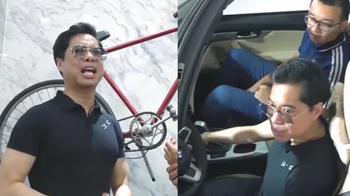Ngọc Sơn khoe chiếc xe đạp gắn bó 35 năm, quý hơn dàn siêu xe tiền tỷ