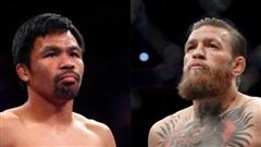 NÓNG: Conor McGregor chính thức xác nhận đấu Pacquiao ở trận 'siêu đại chiến thế giới'