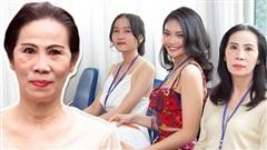 Thí sinh U60 gây xôn xao buổi sơ khảo Hoa hậu Việt Nam: Đọ sắc với dàn mỹ nhân trẻ, dự thi với thông điệp ý nghĩa!