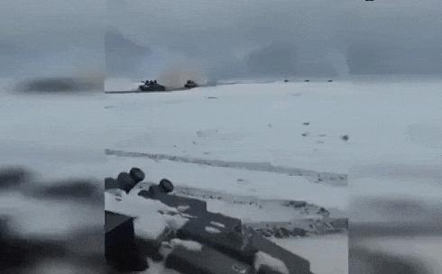 Mùa đông đang đến, Ấn Độ điều gấp T-90 lên biên giới: Xe tăng Nga tỏ rõ sự ưu việt