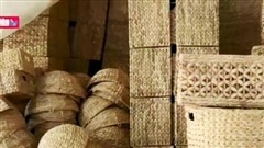 Khấm khá từ nghề đan lục bình