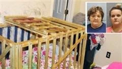 Bất ngờ ập đến kiểm tra, cảnh sát phát hiện hành vi tàn ác của bà mẹ với 5 đứa con nhỏ, ông bà cũng là đồng phạm