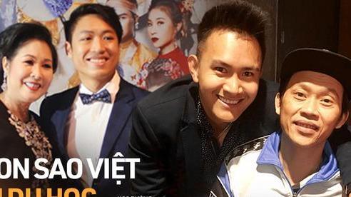 Cậu ấm cô chiêu sao Việt đi du học: Người lột xác ngoại hình, người đỗ 4 trường Đại học danh tiếng, đỉnh cao là con trai Hoài Linh