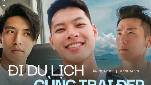 3 nam thần travel blogger mới của Việt Nam: Vì quá đẹp trai nên fan 'mê như điếu đổ', có người còn bỏ việc để được du lịch khắp nơi