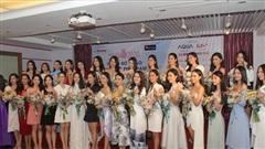 Hoa hậu Việt Nam 2020: Công bố top 30 thí sinh phía Nam vào bán kết