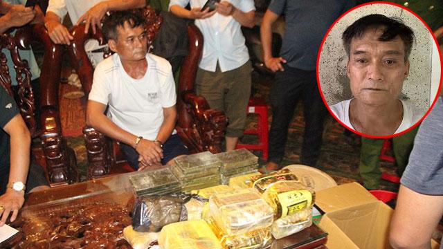 Vụ trinh sát đào đất thu giữ lô ma túy trị giá 10 tỷ đồng: Tiết lộ về 'ông trùm' Trần Văn Khánh