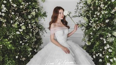 Ninh Dương Lan Ngọc bất ngờ trở thành cô dâu