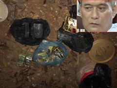 Trinh sát đào đất lấy lô ma túy trị giá 10 tỷ đồng của ông 'trùm' ở xứ Nghệ