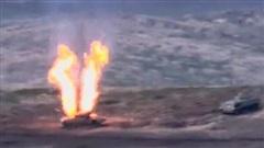 Armenia dọa triển khai tên lửa đạn đạo nếu F-16 của Thổ Nhĩ Kỳ tham chiến
