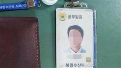 Hé lộ tình tiết mới về vụ Triều Tiên bắn chết quan chức Hàn Quốc
