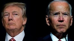 Buổi tranh luận tổng thống đầu tiên: Ông Trump yêu cầu 'khám tai', ông Biden từ chối