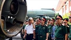 Ngắm tên lửa hành trình chống hạm Việt Nam