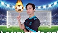 Cris Phan lần đầu chia sẻ từng theo tập bóng đá chuyên nghiệp: Biệt danh tựa Cristiano Ronaldo nhưng… lại đá giống Messi