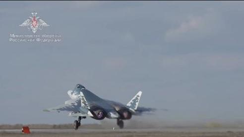 Chuyên gia Mỹ hiến kế giúp tiêm kích tàng hình Nga 'thoát ế': Lộ diện khách hàng của Su-57