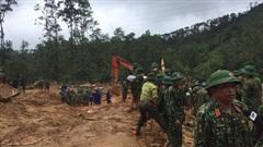 13 thi thể cán bộ chiến sĩ mất tích tại Tiểu khu 67 đã được tìm thấy