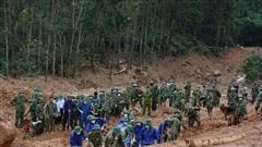 Thủ tướng chia buồn với gia đình cán bộ, chiến sỹ hy sinh và công nhân tử nạn, mất tích