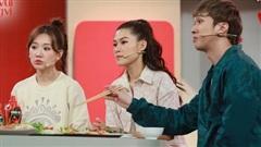 Trường Giang kể chuyện mỗi sáng đều hôn Nhã Phương, Hari Won đồng tình: 'Dù ở trong toilet cũng phải hôn'