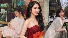 Hoà Minzy bị soi vòng eo suốt 3 năm: Gầy gò hay lên cân đều diện váy thùng thình, ảnh chưa chỉnh làm lộ bụng kém thon