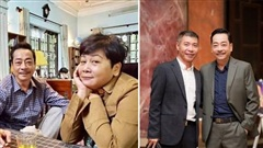 NS Hoàng Dũng đăng ảnh bên NS Trung Anh và Minh Hằng, tiết lộ xem nhau như anh em ruột khiến Công Lý 'hờn'