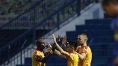 Vòng 2 giai đoạn 2 V-League 2020: Xác định 3 đội trụ hạng sớm